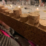 Traditional corks in their native environment.